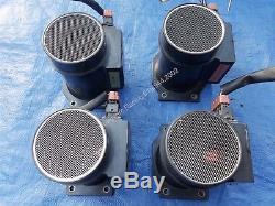 Nissan 300ZX Z32 OEM J30 MAF Air Flow Meter AFM N62 +Pigtail +Gd Screens SR20DET