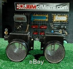 Nissan Rb26dett Mass Air Flow Meter / Rb26 R32 R33 Skyline Gt-r Gtr 22680-05u00
