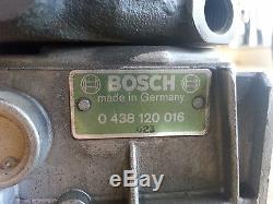 OEM BOSCH FUEL DISTRIBUTOR AIR FLOW METER 0438100006 / 0438120016 Porsche 911