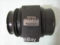 OEM Toyota Lexus 1JZGTE JZX100 SUPRA LS400 MAF Air Flow Meter 22250 50060