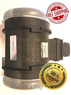 ORIGINAL 0281002618 Luftmassenmesser Luftmengenmesser BOSCH 55350048 FIAT, Alfa
