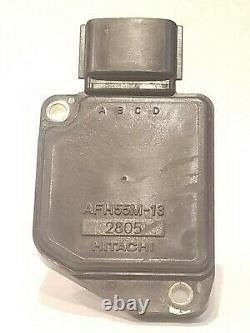 Oem Mass Air Flow Meter Afh55m-13 Made In Japan Low Miles Jdm