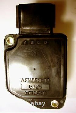 Oem Mass Air Flow Meter Afh55m-13 Made In Japan Low Miles Less Than 50k