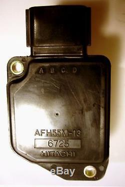 Oem Mass Air Flow Meter Afh55m-13 Made In Japan Low Miles Less Than 50k