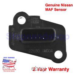 Oem Mass Air Flow Sensor Meter Maf For Nissan Altima Sentra Pathfinder Infiniti