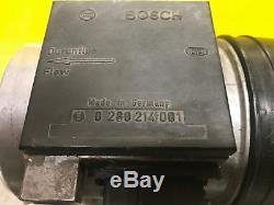 Porsche 928 Mass Air Flow Meter Maff Sensor 0280214001