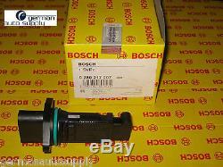 Porsche Air Mass Sensor, MAF BOSCH 0280217007, 99660612300 NEW OEM