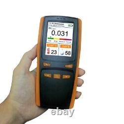 Portable O3 Gas Detector Meter Ozone Analyzer Test Air Quality Pollution Monitor