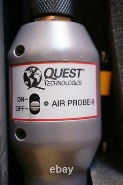 Quest Technologies Air Probe-9 Air Flow Meter For Questemp Heat Stress Monitors