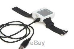 RS01 Watch Sleep apnea screen meter, spo2+pr+Nose air flow, PC analysis software