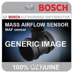 SAAB 9-3 1.9 TTiD 08-09 176bhp BOSCH MASS AIR FLOW METER SENSOR MAF 0281002683