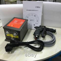 SL-004C Ionizing Air Blower Static Eliminator with High Voltage Generator 7.0KV