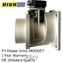 Silvia Sr20det Air Flow Meter 180sx 200sx S13 S14 S15 Pulsar Sensor Mass Maf Afm