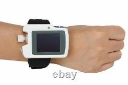 Sleep apnea screen meter Nose Air Flow Wrist Respiration Sleep Monitor SpO2, PR