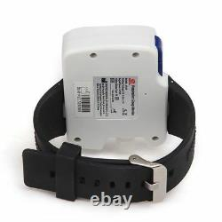 Sleep apnea screen meter Wrist Respiration Sleep Monitor SpO2, PR, Nose Air Flow