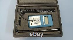 TSI Incorporated VelociCheck Model 8330 Air Velocity Meter With Probe & Case