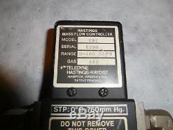 Teledyne/Hastings FST-LS1D5D Mass Flow Meter 1-1/2 NPT Air