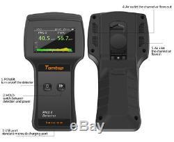 TemTop Air Quality Monitor PM2.5/PM10 Detector Humidity Temperature Data Logger