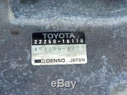 Toyota Corolla AE100 AE101 Silver Top 20 Valve Mass Air Flow Meter Sensor MAF