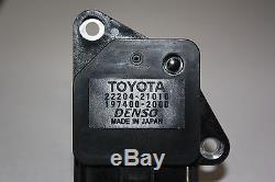 Toyota MAF Camry Kluger Prado Prius 22204-21010 197400-2000 afm air flow meter