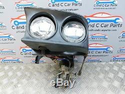 Toyota Mr2 SW20 Rev 6 Passenger side headlight and motor. 2/10