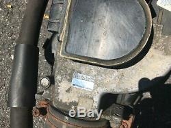 Toyota truck Mass Air Flow Sensor Meter withintake tube AFM 22RE OEM