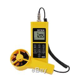 UEi DAFM3B Digital Air Flow Meter Handheld
