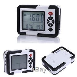 USB LCD Data Carbon Dioxide CO2 Air Temperature Logger Humidity Meter Monitor