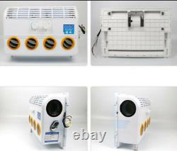 Universal 12V Bus Truck Evaporator Assembly Motorhome RV A/C Air Conditioner