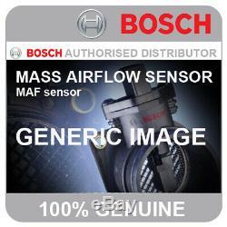 VOLVO S80 I D5 01-06 160bhp BOSCH MASS AIR FLOW METER SENSOR MAF 0280218088