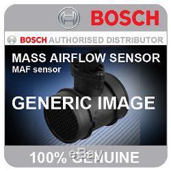 VW Bora 1.8 T AUQ 02-03 176bhp BOSCH MASS AIR FLOW METER SENSOR MAF 0280218063