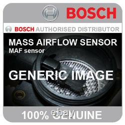 VW Golf Mk4 1.9 TDI ARL 00-04 147bhp BOSCH MASS AIR FLOW METER MAF 0280217529