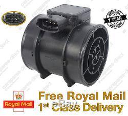 Vauxhall Zafira A 1.8 16v Mass Air Flow Meter Sensor Maf 199005 New 5wk9606