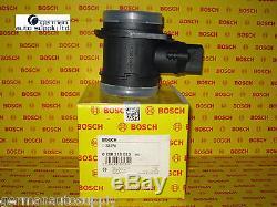 Volkswagen Air Mass Sensor, MAF BOSCH 0280218023 NEW OEM VW MAF