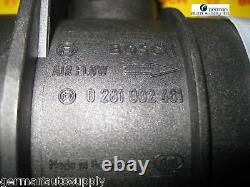 Volkswagen Air Mass Sensor, MAF BOSCH 0281002461 NEW OEM VW MAF