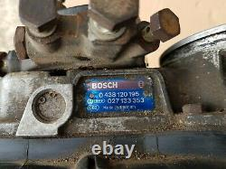 Vw Golf Mk2 1.8 16v Bosch Air Flow Meter Box 027133353