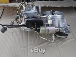 W201 190E 2.3L Fuel Distributor (87-93) 0438101026 TESTED air flow meter