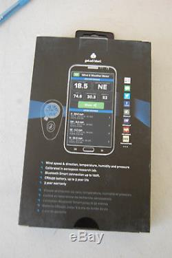 Weatherflow Weathermeter Smartphone Weather Meter Air Speed Flow Device