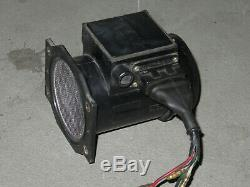 Z32 Turbo MAF + Plug Air Flow Meter sr20det ca18det rb25det r32 r33 skyline